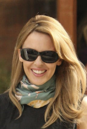 Photo of Kylie Minogue's Latest Hair Colour and Style. Love or Hate?