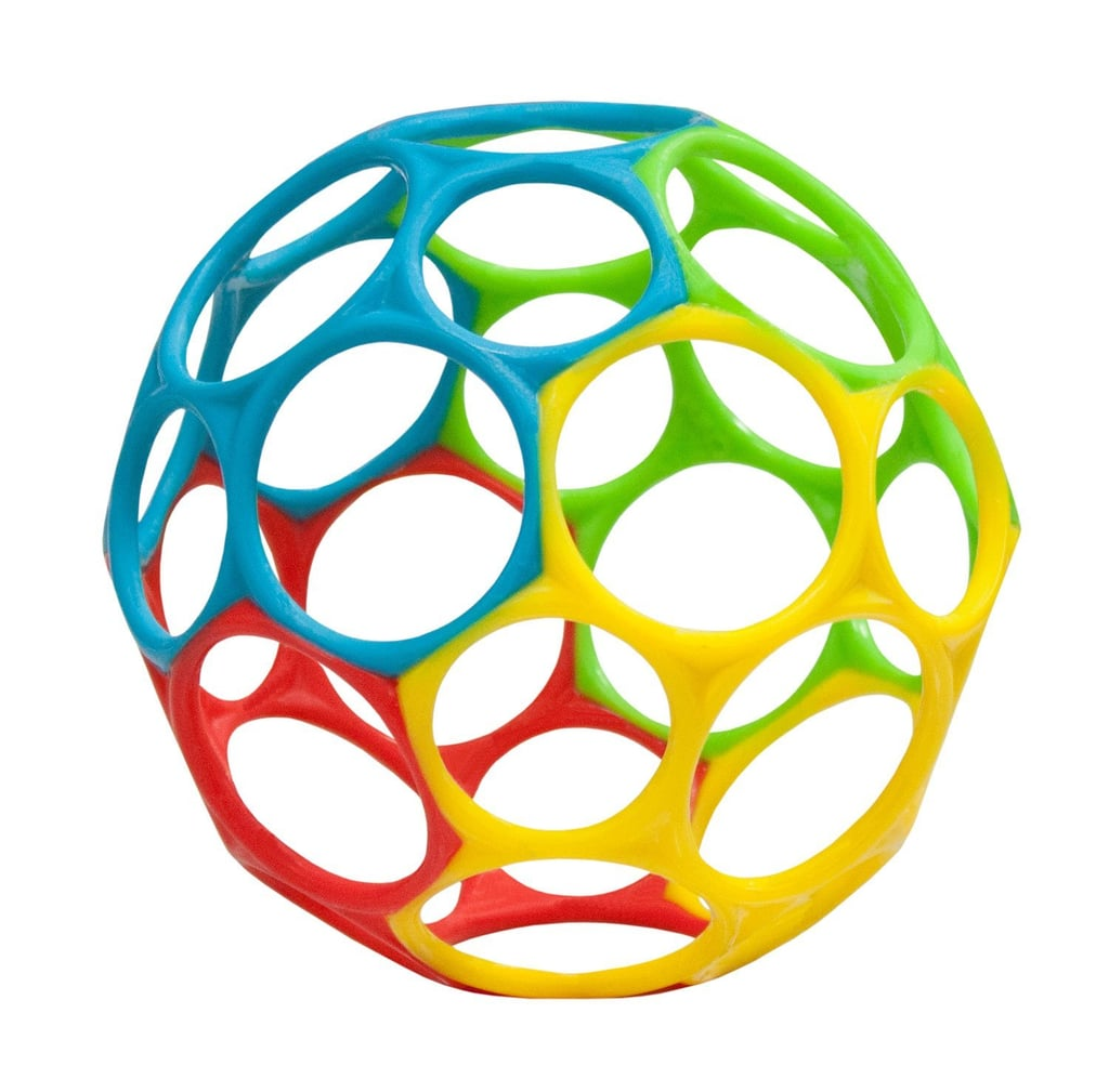 For Infants: Oball Toy Ball