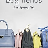 Spring Handbag Trends 2016
