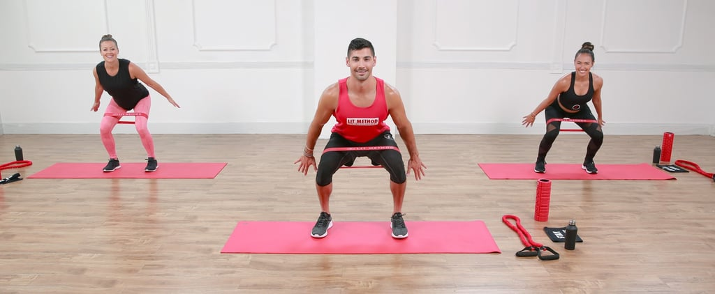 45-Minute Low-Impact Cardio and Toning Workout