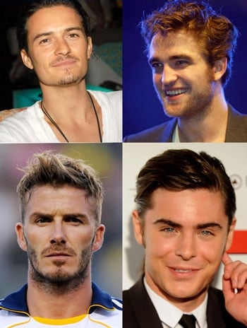 What Facial Hair Do You Prefer on a Man?