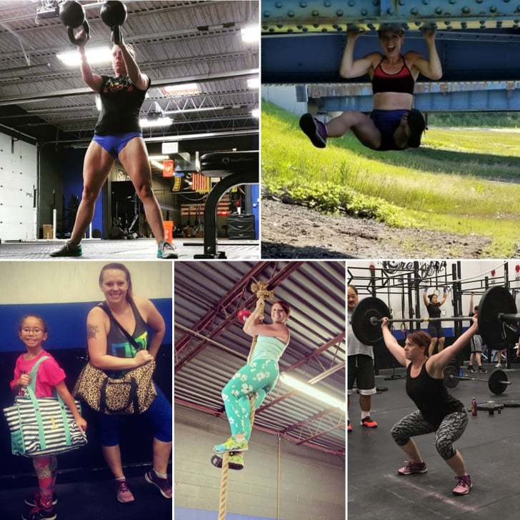 Tabitha Finds CrossFit | 100-Pound Weight Loss ...