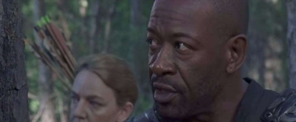 The Walking Dead: Things Get Tense For Morgan in the Preview For Next Week's Episode