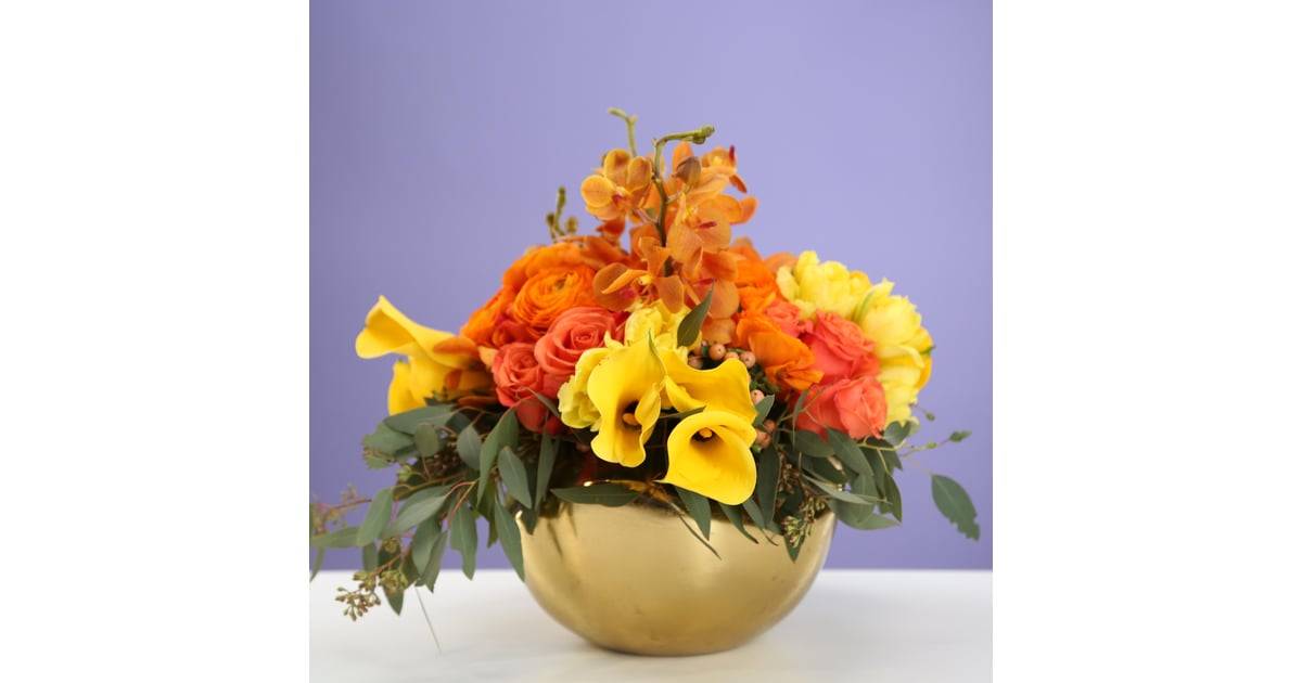 Best Bouquet Flowers For Allergies | POPSUGAR Home