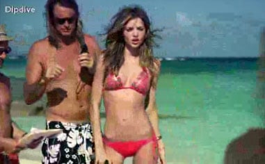 Richard Branson Necker Island Short Movie with Bikini Models Miranda Kerr, Alessandra Ambrosio and More