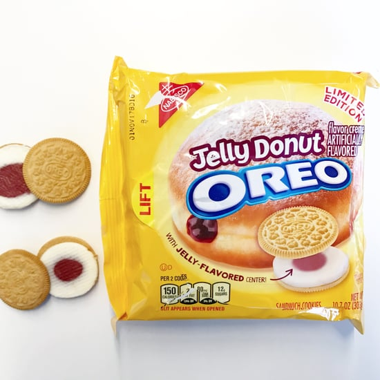 Jelly Donut Oreos Review