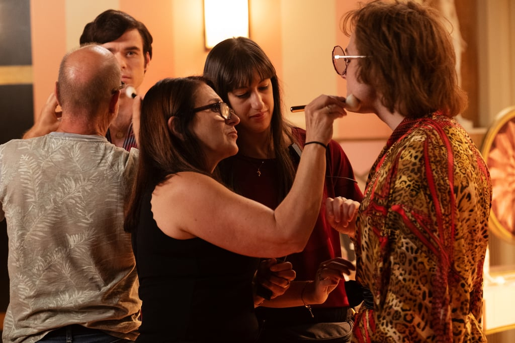 The Makeup Georgiou Used Most on the Set of Rocketman