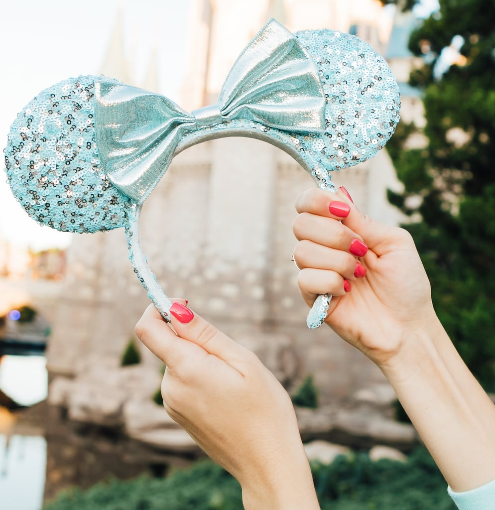 Oh My Olaf! Disney's Sparkly Frozen-Inspired Merch Is Here, and It's All Arendelle Aqua