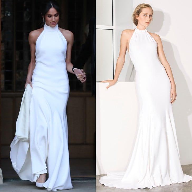 Stella Mccartney Bridal Collection Spring 2019 Popsugar Fashion,Indo Western Marriage Groom Dress For Wedding