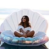 Oyster Shell Floatie