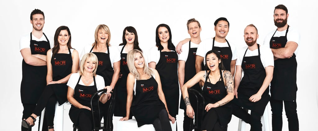 My Kitchen Rules 2017: Get to Know the Contestants!