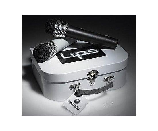 Xbox 360 Lips Microphones