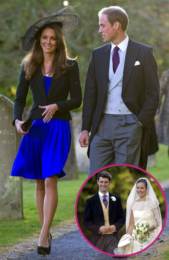 Pictures of Prince William and Kate Middleton at Wedding