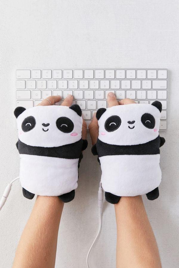 Smoko Panda USB Handwarmer