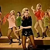 """These Boots Are Made For Walking"" by Nancy Sinatra"