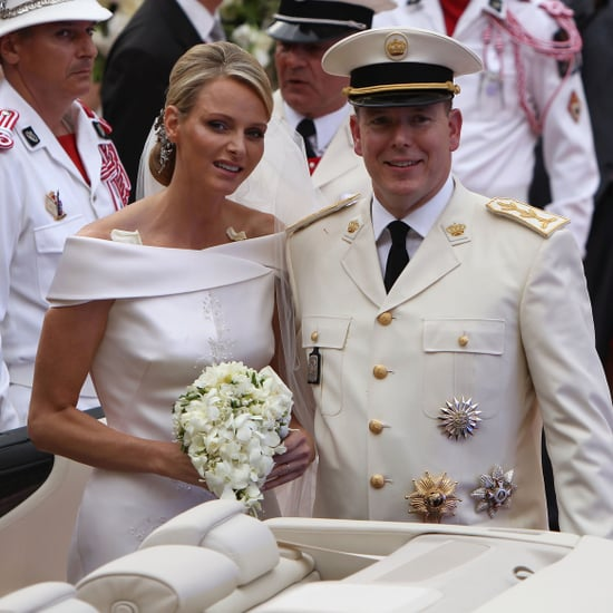 Princess Charlene and Prince Albert Wedding Facts