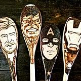 Avengers Kitchen Utensil Set