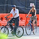 Leonardo DiCaprio and Erin Heatherton Have Biking, Acting, and Philanthropy in Common