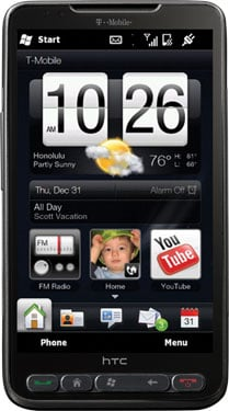 Microsoft Releases HTC HD2 Exclusively on T-Mobile Spring 2010