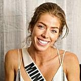 Miss Minnesota: Her Rosy Cheeks
