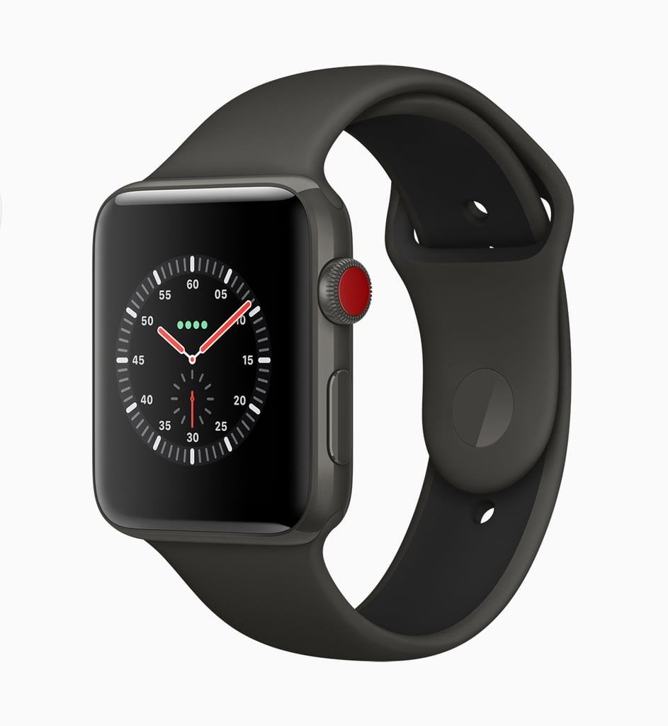 Meet the Apple Watch Series 3.