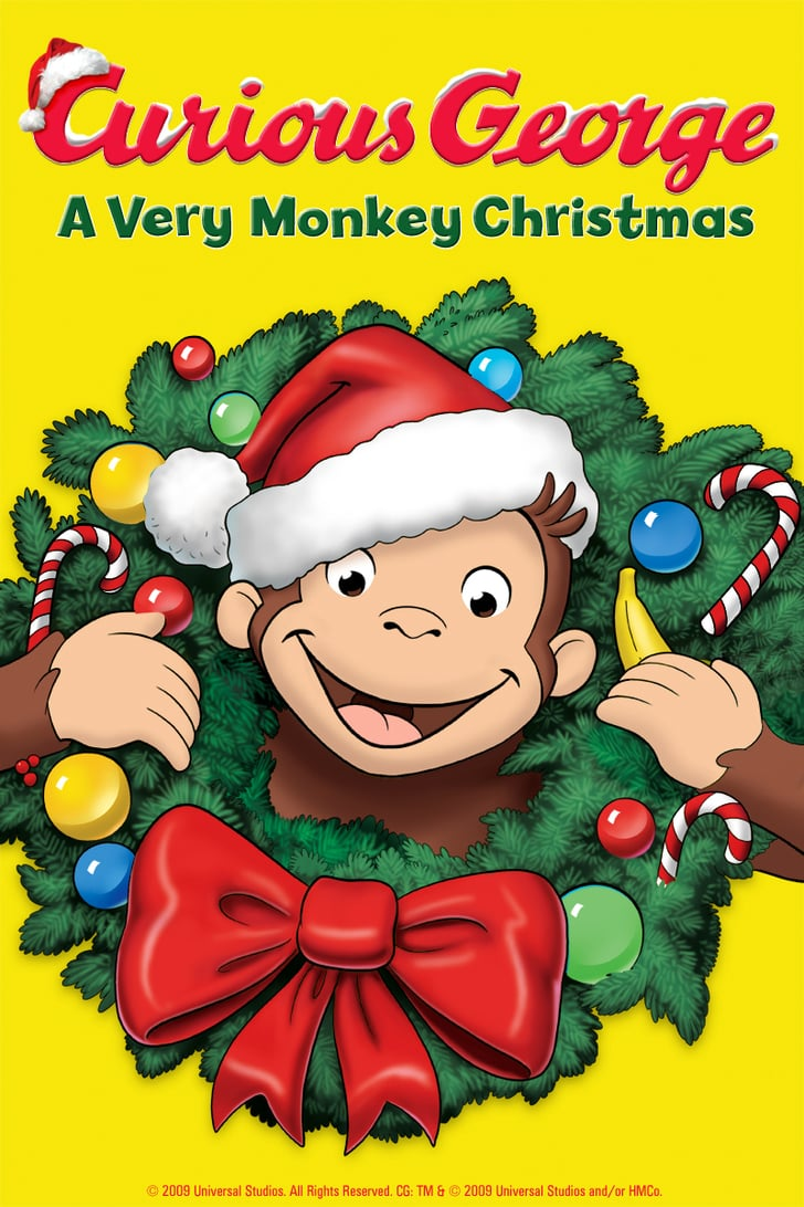 Homepage Tech: Curious George: A Very Monkey Christmas