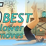 """5 Best Exercises to Flatten Your Lower Belly"" From Blogilates"