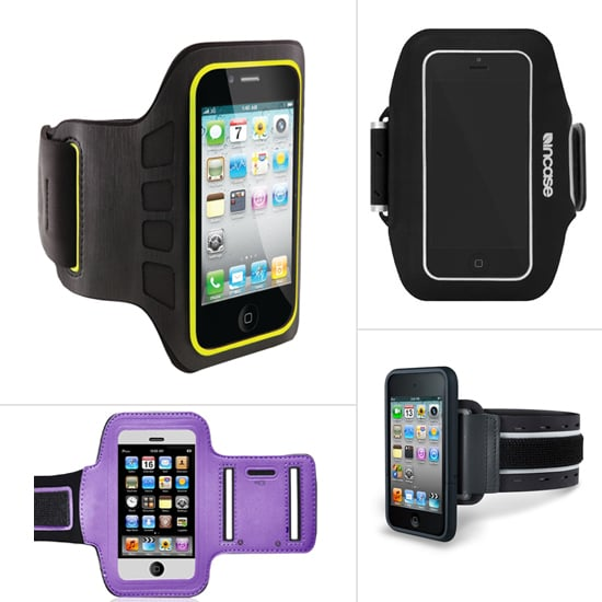iPhone Armbands That Keep You Moving