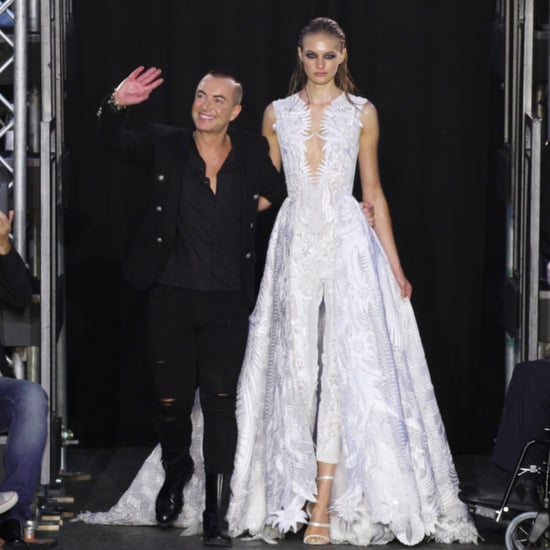 Julien Macdonald Spring 2016 | London Fashion Week