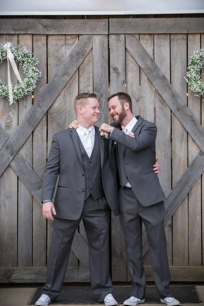 War Veteran Wedding