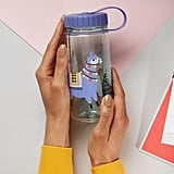 Paperchase Llama Water Bottle ($11)