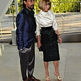 Haider Ackermann, Anna Wintour in Marc Jacobs