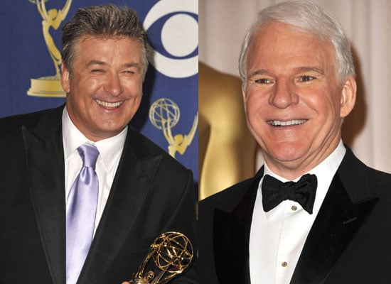 Steve Martin and Alec Baldwin Will Host The Oscars 2010 / The Academy Awards Together, It's Complicated Trailer