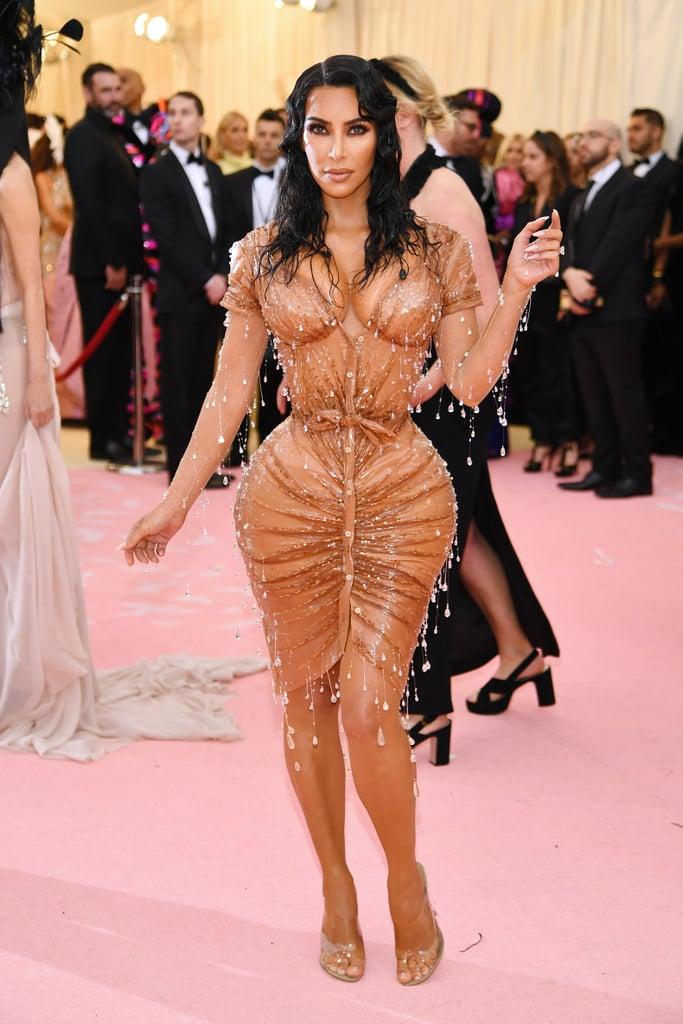 Resultado de imagen para kim kardashian met gala