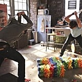 Zach Knighton and Adam Pally on Happy Endings.