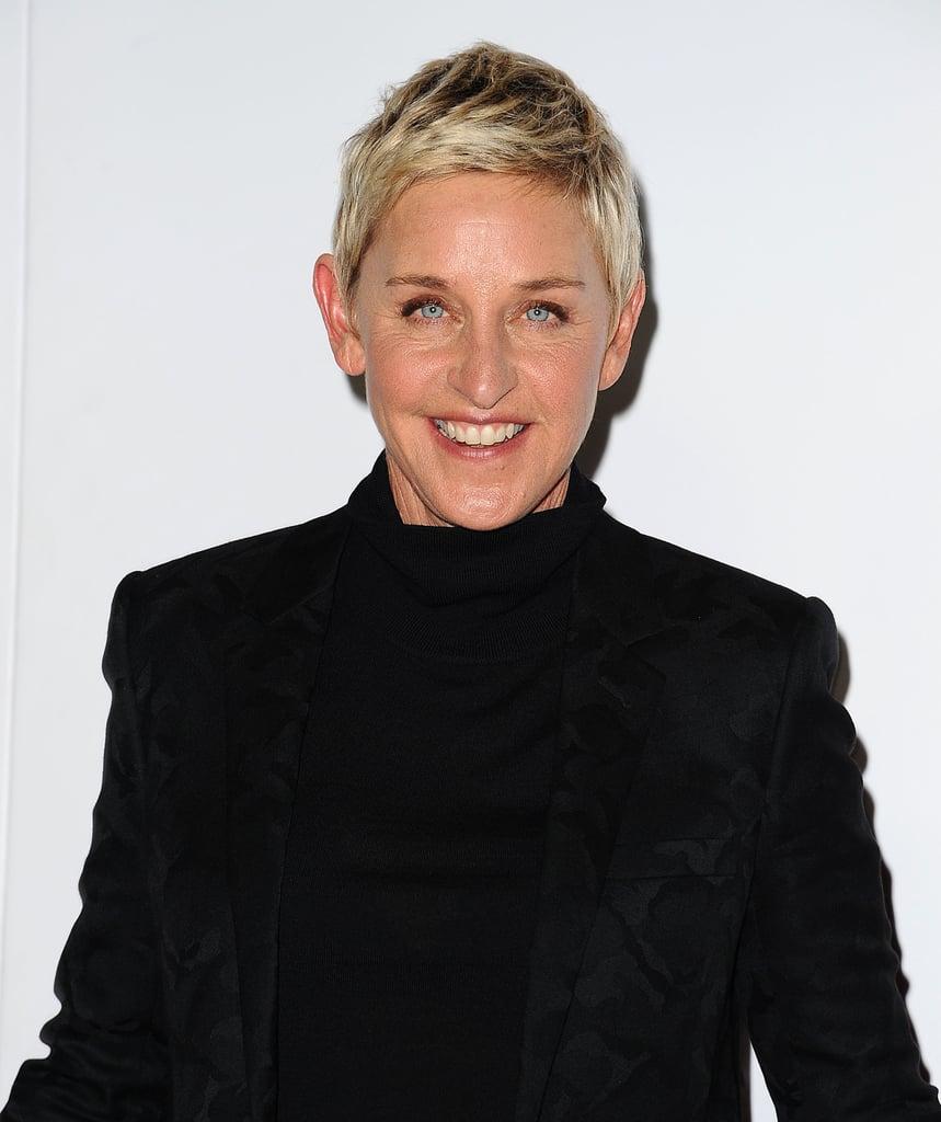 Ellen DeGeneres as Dory