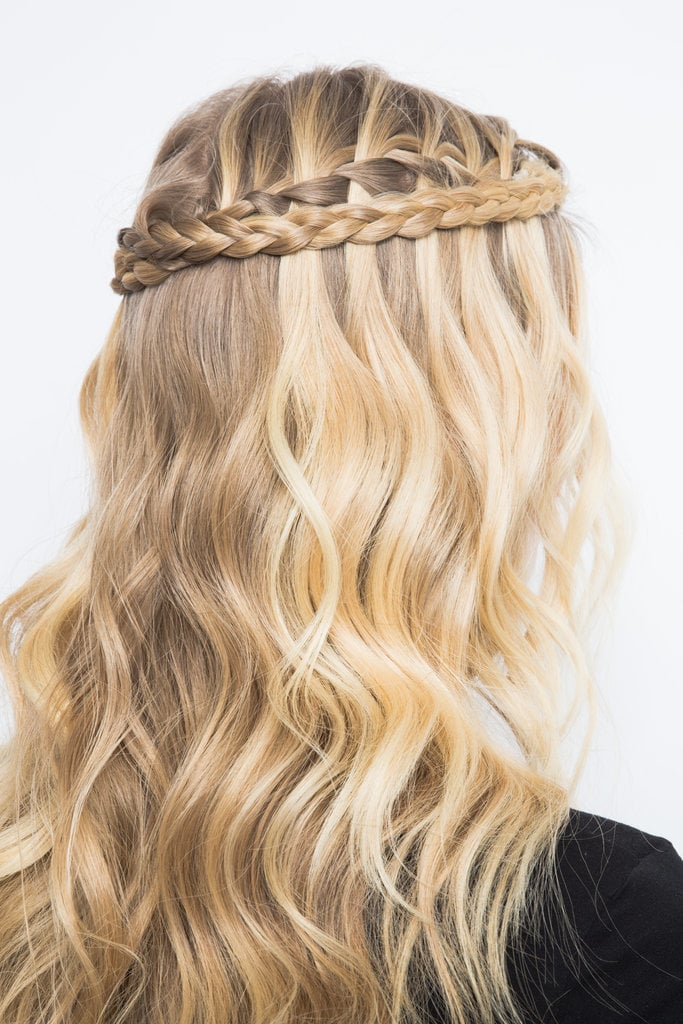 Add a Braid to Your Hairstyle