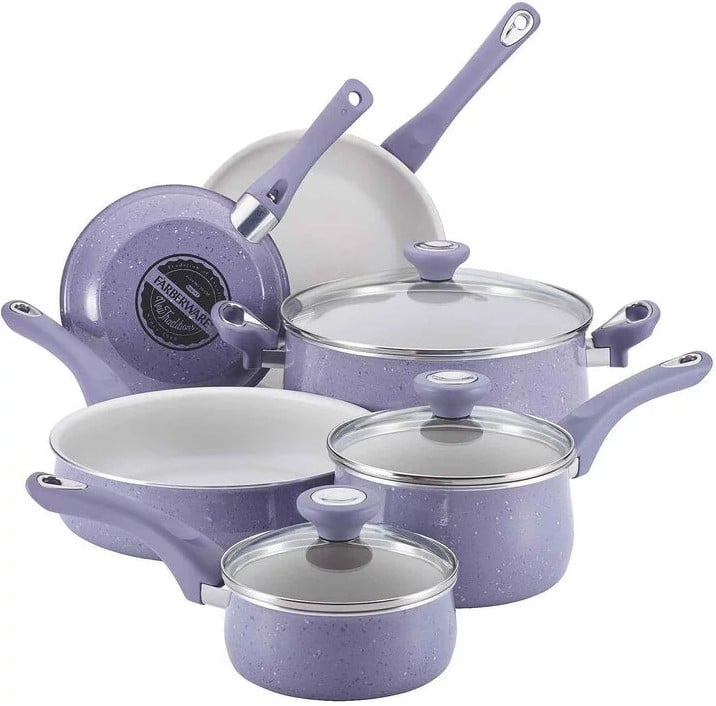 Time to Retire Your Outdated Pans — We Have Cookware Sets Under $100