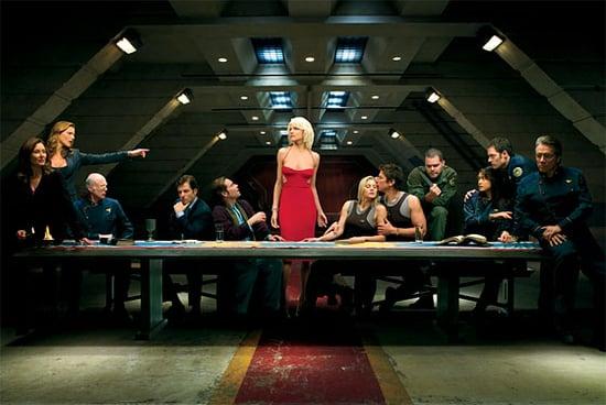 Battlestar Galactica Mid-Season Recap Quiz