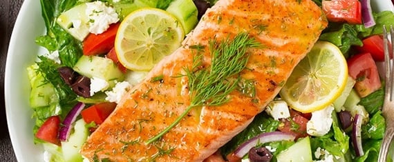 Low-Carb Salmon Recipes