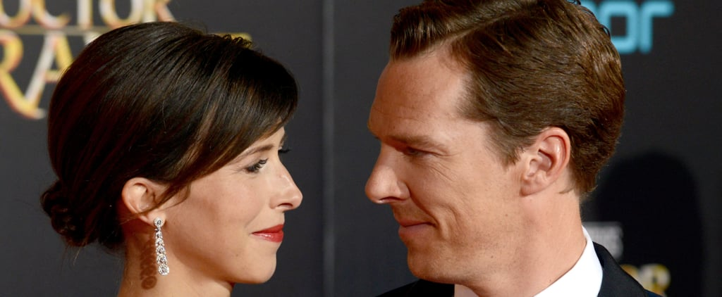 Sophie Hunter Shows Off Her Tiny Baby Bump on the Red Carpet With Benedict Cumberbatch