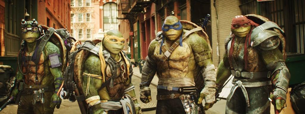 T Is For Teenage Mutant Ninja Turtles