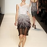 2011 Fall New York Fashion Week: Lela Rose