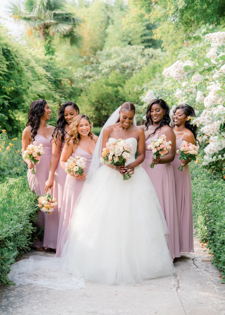 See Issa Rae's 2 Vera Wang Haute Wedding Dresses ...