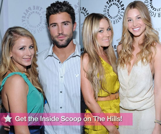 Photos and Gossip About The Hills at Paley Festival 2009 Contains Spoliers