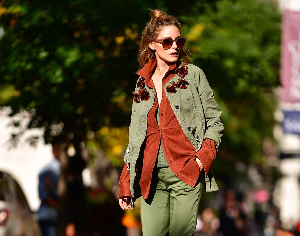 42 Fall Styling Hacks So Good, They Could Only Be Invented by Olivia Palermo