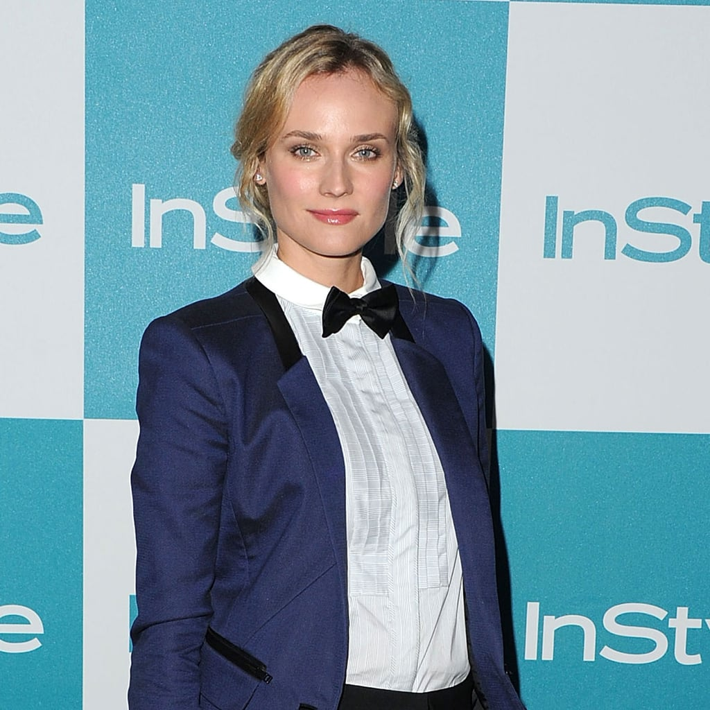 Pictures of Diane Kruger at InStyle Summer Party