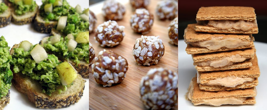 150 Calorie Snack Recipes