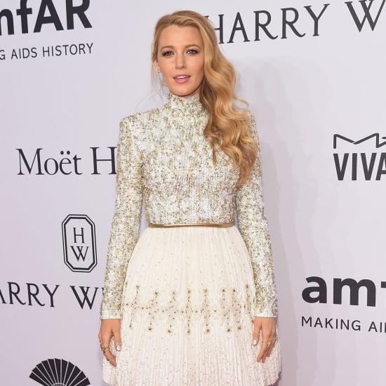 Blake Lively Chanel Dresses