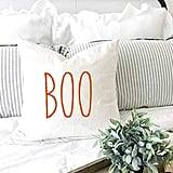 Boo Pillow Cover